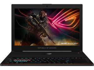"ASUS - Gaming Laptop - 15.6"" FHD IPS-type 144 Hz G-Sync, Intel Core i7-8750H (up to 3.9 GHz), NVIDIA GTX 1080, 16 GB DDR4 RAM, 512 GB SSD, Windows 10, ROG Zephyrus GX501 (GX501GI-XS74)"