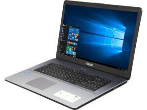 "ASUS Laptop F705MA-DS21Q Intel Pentium Silver N5000 (1.10 GHz) 8 GB Memory 1 TB HDD Intel UHD Graphics 605 17.3"" Windows 10 Home 64-Bit"