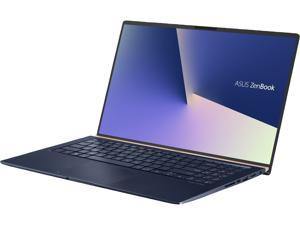 "ASUS Laptop ZenBook UX533FN-RH54 Intel Core i5 8th Gen 8265U (1.60 GHz) 8 GB Memory 512 GB SSD NVIDIA GeForce MX150 15.6"" Windows 10 Home 64-bit"