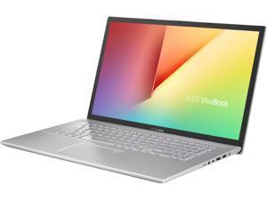 "ASUS Laptop VivoBook F712FA-DB51 Intel Core i5 8th Gen 8265U (1.60 GHz) 8 GB Memory 1 TB HDD 128 GB SSD Intel UHD Graphics 620 17.3"" Windows 10 Home 64-bit"