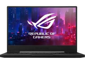 "ASUS ROG Zephrus GU502GU-XB74 15.6"" 144 Hz Intel Core i7 9th Gen 9750H (2.60 GHz) NVIDIA GeForce GTX 1660 Ti 16 GB Memory 512 GB PCIe SSD Windows 10 Pro 64-bit Gaming Laptop"