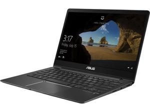 "ASUS Laptop ZenBook UX331FA-DB71 Intel Core i7 8th Gen 8565U (1.80 GHz) 8 GB Memory 512 GB SSD Intel UHD Graphics 620 13.3"" Windows 10 Home 64-bit"