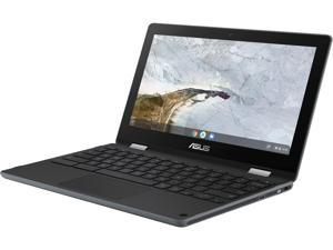 "ASUS Chromebook Flip C214MA-YS02T Chromebook Intel Celeron N4000 (1.10 GHz) 4 GB LPDDR4 Memory 32 GB eMMC 11.6"" Touchscreen Chrome OS"