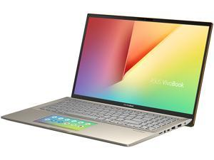 "ASUS VivoBook S15 S532 Thin & Light Laptop, 15.6"" FHD, Intel Core i5-8265U CPU, 8 GB DDR4 RAM, PCIe NVMe 512 GB SSD, Windows 10 Home, S532FA-DB55-GN, Moss Green"