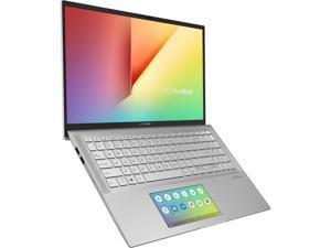 "ASUS Laptop VivoBook S S532FA-Q52SP-CB Intel Core i5 8th Gen 8265U (1.60 GHz) 12 GB Memory 256 GB SSD Intel UHD Graphics 620 15.6"" Windows 10 Pro 64-bit"