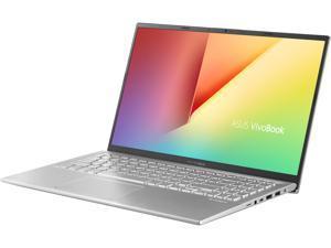 "ASUS VivoBook S15 S512 Thin and Light Laptop, 15.6"" FHD, Intel Core i5-10210U CPU, 8 GB RAM, 512 GB PCIe NVMe SSD, NVIDIA GeForce MX250, FingerPrint, Windows 10 Home, S512FL-PH55, Silver-Metal"