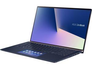 "ASUS Laptop ZenBook UX534FTC-XH77 Intel Core i7 10th Gen 10510U (1.80 GHz) 16 GB LPDDR3 Memory 1 TB SSD NVIDIA GeForce GTX 1650 Max-Q 15.6"" Windows 10 Pro 64-bit"