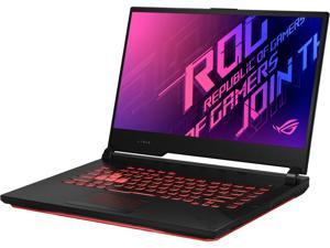 "ASUS ROG Strix G512LW-WS74 15.6"" 144 Hz Intel Core i7 10th Gen 10750H (2.60 GHz) NVIDIA GeForce RTX 2070 16 GB Memory 512 GB PCIe SSD Windows 10 Home 64-bit Gaming Laptop"