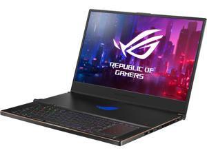 "ASUS ROG Zephyrus S17 - 17.3"" 300 Hz - GeForce RTX 2070 SUPER - Intel Core i7-10750H - 16 GB DDR4 - 1 TB PCIe SSD - Per-Key RGB - Win10 Pro - Gaming Laptop (GX701LWS-XS76)"