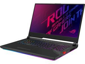 "ASUS ROG Strix Scar 17 - 17.3"" 300Hz - GeForce RTX 2070 Super - Intel Core i7-10875H - 16GB DDR4 - 1TB SSD - Per-Key RGB KB - Windows 10 - Gaming Laptop (G732LWS-DS76)"