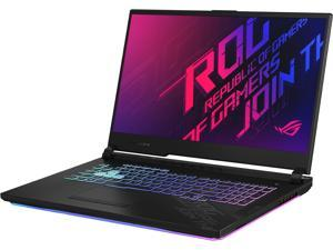 "ASUS ROG Strix G17 (2020) - 17.3"" 144 Hz - GeForce RTX 2070 - Intel Core i7-10750H - 16 GB DDR4 - 512 GB SSD - RGB KB - Windows 10 - Gaming Laptop (G712LW-ES74)"