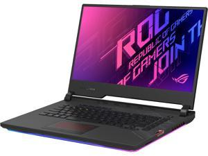 "ASUS ROG Strix Scar 15 (2020) Gaming Laptop, 15.6"" 300Hz FHD IPS Type, NVIDIA GeForce RTX 2070 SUPER, Intel Core i9-10980HK, 32GB DDR4, 2TB RAID 0 PCIe SSD, Per-Key RGB, Windows 10 Pro, G532LWS-XS99"