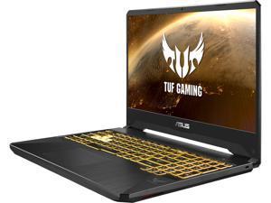 """ASUS TUF Gaming Laptop, 15.6"""" 120 Hz FHD IPS-Type, AMD Ryzen 7 3750H, GeForce GTX 1660 Ti, 16 GB DDR4, 512 GB PCIe SSD, Gigabit Wi-Fi 5, RGB KB, Windows 10 Home, TUF505DU-MB74"""