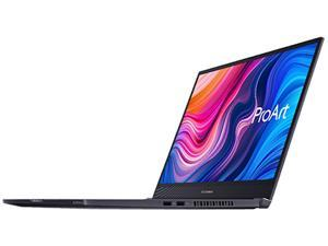 "ASUS ProArt StudioBook 17 Mobile Workstation Laptop, 17"" 16:10 NanoEdge Bezel, Intel Core i7-9750H, 32 GB DDR4, 512GB+512GB RAID-0 SSD, NVIDIA GeForce RTX 2060, Windows 10 Pro, H700GV-XS76, Star Grey"