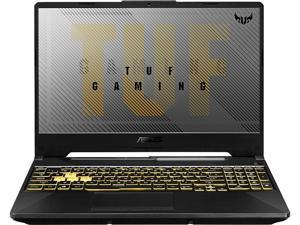 "ASUS TUF Gaming TUF506LI-DB71-CA 15.6"" 60 Hz Intel Core i7 10th Gen 10750H (2.60 GHz) NVIDIA GeForce GTX 1650 Ti 8 GB Memory 512 GB PCIe SSD Windows 10 Home 64-bit Gaming Laptop"