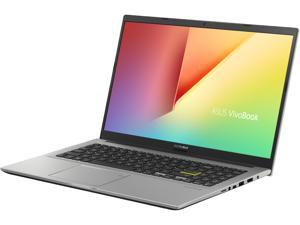 "ASUS VivoBook 15 F513 Thin and Light Laptop, 15.6"" FHD Display, AMD Ryzen 5 4500U CPU, 8 GB DDR4 RAM, 128 GB PCIe SSD, 1 TB HDD, Windows 10 Home, Dreamy White, F513IA-EB55-WH"