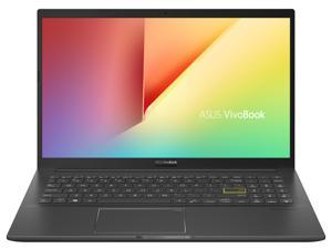 "ASUS VivoBook 15 K513 Thin & Light Laptop, 15.6"" FHD Display, Intel i7-1165G7 CPU, NVIDIA GeForce MX350, 8 GB DDR4, 512 GB SSD, Fingerprint Reader, Windows 10 Home, Indie Black, K513EQ-NH71"
