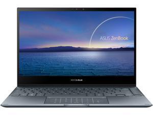 "ASUS ZenBook Flip UX363JA-DB51T Intel Core i5 10th Gen 1035G1 (1.00 GHz) 8 GB Memory 512 GB PCIe SSD Intel UHD Graphics 13.3"" Touchscreen 1920 x 1080 Convertible 2-in-1 Laptop Windows 10 Home 64-bit"