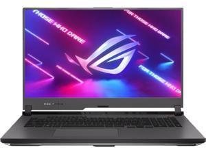 "ASUS ROG Strix G17 (2021) Gaming Laptop, 17.3"" 300Hz IPS Type FHD, NVIDIA GeForce RTX 3070 Laptop GPU 8 GB GDDR6, AMD Ryzen 9 5900HX, 16GB DDR4, 1TB NVMe SSD, RGB Keyboard, Windows 10, G713QR-ES96"