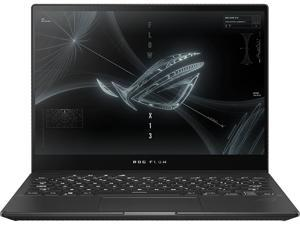 "ASUS ROG Flow X13 GV301QH-XS98-B 13.4"" AMD Ryzen 9 5000 Series 5980HS (3.00 GHz) NVIDIA GeForce GTX 1650 32 GB LPDDR4X Memory 1 TB PCIe SSD Windows 10 Pro 64-bit Gaming Laptop"