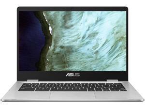 "ASUS C423NA Chromebook Intel Celeron N3350 (1.1 GHz) 8 GB Memory 32 GB eMMC SSD 14.0"" Chrome OS"