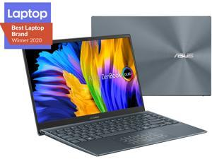 "ASUS Laptop ZenBook UX325EA-DS51 Intel Core i5 11th Gen 1135G7 (2.40 GHz) 8 GB Memory 256 GB PCIe SSD Intel Iris Xe Graphics 13.3"" Windows 10 Home"