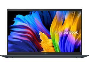 "ASUS ZenBook 14 Ultra-Slim Laptop 14"" Full HD NanoEdge Bezel Display, AMD Ryzen 7 5700U CPU, Radeon Graphics, 16GB RAM, 1TB PCIe SSD, NumberPad, Windows 10 Pro, Pine Grey, UM425UA-NS74, Only at Newegg"