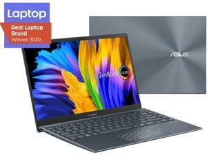 "ASUS Laptop ZenBook 13 UX325EA-ES71 Intel Core i7 11th Gen 1165G7 (2.80 GHz) 8 GB LPDDR4X Memory 512 GB PCIe SSD Intel Iris Xe Graphics 13.3"" Windows 10 Home 64-bit"