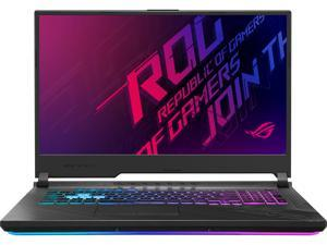 "ASUS ROG Strix G17 Gaming Laptop, 17.3"" 144Hz FHD IPS Type Display, NVIDIA GeForce RTX 2070, Intel Core i7-10750H, 32GB DDR4, 1TB PCIe NVMe SSD, RGB Keyboard, Wi-Fi 6, Windows 10 Pro, G712LW-XS78"