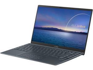 "ASUS Laptop ZenBook UX425JA-Q72-CB Intel Core i7 10th Gen 1065G7 (1.30 GHz) 16 GB Memory 512 GB PCIe SSD Intel Iris Plus Graphics 14.0"" Windows 10 Home 64-bit"
