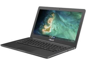 "ASUS C403NA-FQ0019 Chromebook Intel Celeron N3350 (1.1 GHz) 4 GB Memory 32 GB SSD 14.0"" Chrome OS"