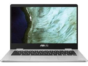 "ASUS C423NA-RH01-CB Chromebook Intel Celeron N3350 (1.1 GHz) 4 GB Memory 32 GB eMMC 14.0"" 1366 x 768 Chrome OS"