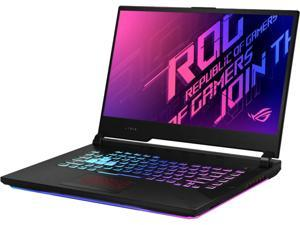 "ASUS ROG Strix G15 G512LI-HN094 15.6"" IPS Intel Core i5 10th Gen 10300H (2.50 GHz) NVIDIA GeForce GTX 1650 Ti 8 GB Memory 256 GB SSD Gaming Laptop"