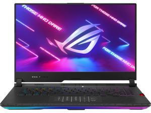 "ASUS ROG Strix Scar 15 (2021) Gaming Laptop, 15.6"" 300Hz IPS Type FHD, NVIDIA GeForce RTX 3080, AMD Ryzen 9 5900HX, 16GB DDR4, 1TB SSD, Opti-Mechanical Per-Key RGB Keyboard, Windows 10, G533QS-DS96"