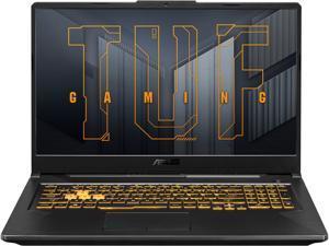 "ASUS TUF Gaming F17 Gaming Laptop, 17.3"" 144Hz Full HD IPS-Type, Intel Core i7-11800H Processor, GeForce RTX 3050 Ti, 16GB DDR4, 512GB PCIe SSD, Gigabit Wi-Fi 6, Windows 10 Home, TUF706HE-DS74"