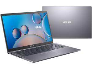 "ASUS VivoBook 15 M515 Thin and Light Laptop, 15.6"" IPS FHD Display, AMD Ryzen 7 5700U, 8GB DDR4 RAM, 512GB PCIe SSD, Fingerprint Reader, Windows 10 Home, Slate Grey, M515UA-EB71"