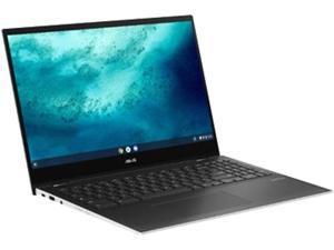 "ASUS CB5500FEA-E60071 Chromebook Intel Core i3 11th Gen 1115G4 (3.00 GHz) 8 GB Memory 128 GB SSD 15.6"" Touchscreen Chrome OS"