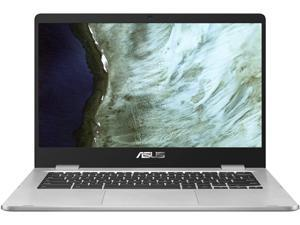 "ASUS Chromebook C423 C423NA-EB0197 Chromebook Intel Celeron N3350 (1.1 GHz) 8 GB Memory 32 GB eMMC SSD 14.0"" Chrome OS"