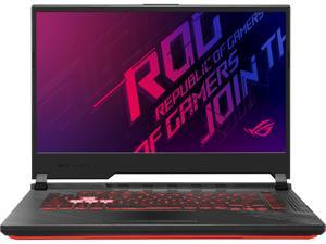 "ASUS ROG Strix G15 Gaming Laptop, 15.6"" 144Hz FHD IPS Type Display, NVIDIA GeForce GTX 1650 Ti, Intel Core i7-10750H, 8GB DDR4, 512GB PCIe NVMe SSD, RGB Keyboard, Wi-Fi 6, Windows 10, G512LI-RS73"