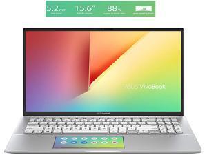"ASUS Laptop VivoBook S15 S532FA-C52P-CA Intel Core i5 10th Gen 10210U (1.60 GHz) 12 GB Memory 512 GB PCIe SSD 32 GB Optane Memory Intel UHD Graphics 15.6"" Windows 10 Pro 64-bit"