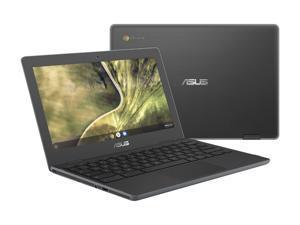 "ASUS C204MA-GJ0370 Chromebook Intel Celeron N4020 (1.10 GHz) 4 GB Memory 32 GB eMMC SSD 11.6"" Chrome OS"