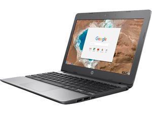 "HP 11-v010nr Chromebook Intel Celeron N3060 (1.60 GHz) 4 GB Memory 16 GB eMMC Intel HD Graphics 400 11.6"" 1366 x 768 Chrome OS"