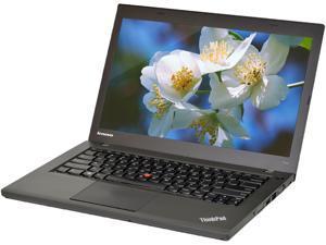 "Lenovo Grade B Laptop T440 Intel Core i5 4th Gen 4300U (1.90 GHz) 8 GB Memory 250 GB HDD Intel HD Graphics 4400 14.0"" Windows 10 Pro 64-Bit"