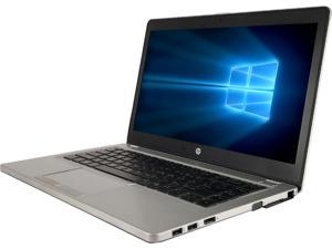 "HP Laptop EliteBook Folio 9470M Intel Core i7 3rd Gen 3687U (2.10 GHz) 8 GB Memory 180 GB SSD Intel HD Graphics 4000 14.0"" Windows 10 Pro 64-bit"