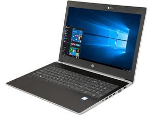 "HP Laptop ProBook 450 G5 (2TA27UT#ABA) Intel Core i5 8th Gen 8250U (1.60 GHz) 4 GB Memory 500 GB HDD Intel UHD Graphics 620 15.6"" Windows 10 Home 64-Bit"
