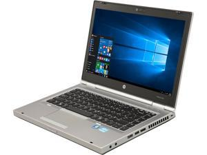 Refurbished: HP Grade A Laptop EliteBook 8470p Intel Core i5 3rd Gen 3320M  (2 60 GHz) 4 GB Memory 320 GB HDD 14 0