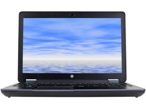 HP Grade A Laptop ZBook 15 G2 Intel Core i7 4th Gen 4810MQ (2.80 GHz) 16 GB Memory 500 GB SSD 15.6