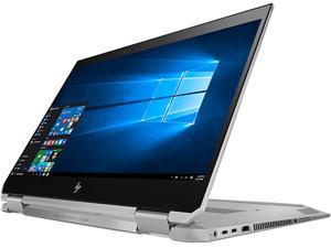 "HP Laptop ZBook Studio X360 G5 Intel Core i5 8th Gen 8300H (2.30 GHz) 8 GB Memory 256 GB SSD 15.6"" Touchscreen Windows 10 Pro"