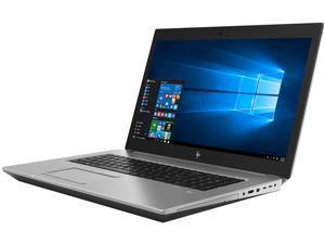 "HP ZBook 17 G5 Mobile Workstation Intel Core i7 8th Gen 8850H (2.60 GHz) 16 GB Memory 512 GB SSD NVIDIA Quadro P3200 17.3"" Windows 10 Professional 64-bit"
