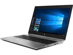 "HP ZBook 15 G5 Mobile Workstation Intel Core i7 8th Gen 8750H (2.20 GHz) 16 GB Memory 256 GB SSD NVIDIA Quadro P1000 15.6"" Windows 10 Professional 64-bit"